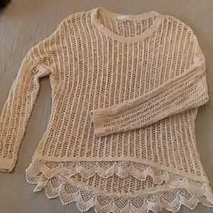 Solitaire Light Weight Sweater